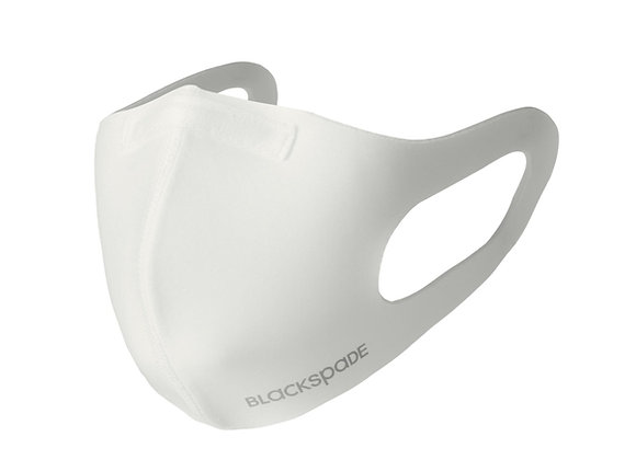 Pack of 3 Blackspade masks- White