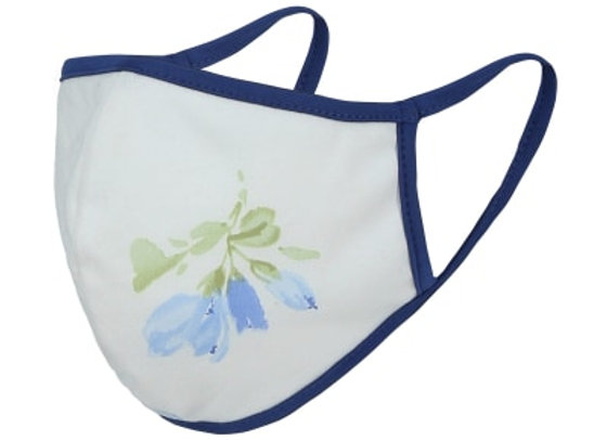 Adult Non-Filter Floral Printed Mask