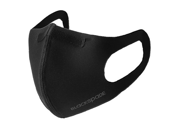 Pack of 3 Blackspade masks- Black