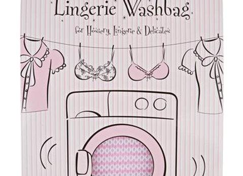 Lingerie and Delicates Washbag