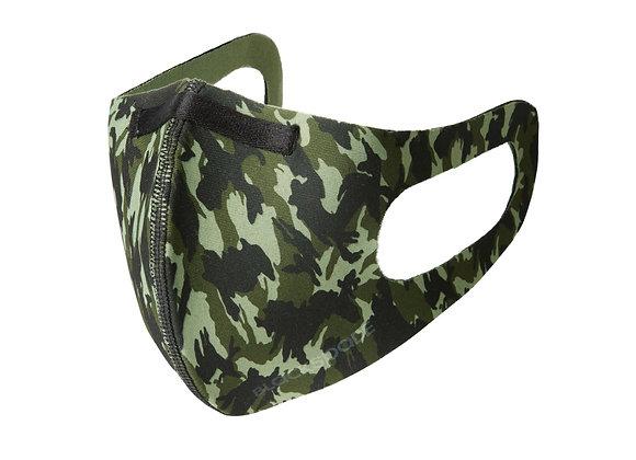 Pack of 3 Blackspade masks- Green Camo