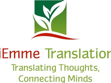 Introducing TiEmme Translations - Your Italian Translator