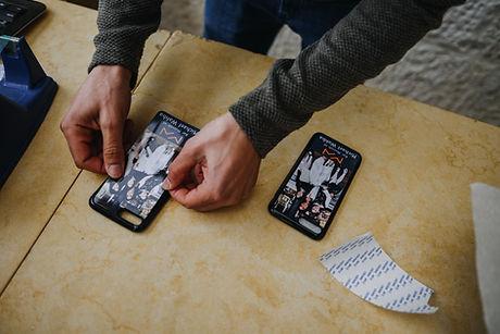 כיסוי לטלפון- מגן לטלפון עם תמונה