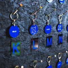 Factory Key Chain