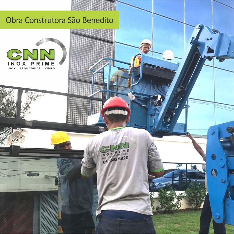 GRUPO CONSTRUTORA SÃO BENEDITO