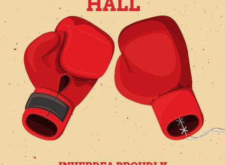 Inverdea are proud sponsors of East Glendalough's Brawl for the Hall! Good luck everyone!