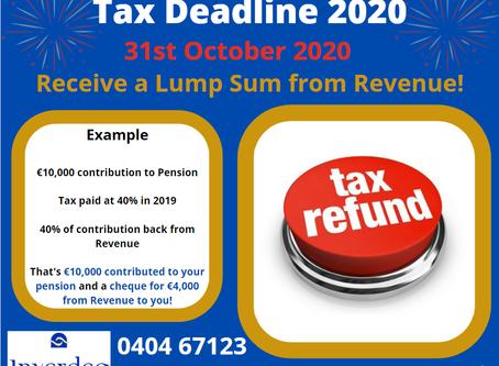 Tax Deadline 2020