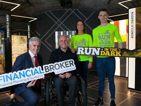 Brokers Ireland Charity of the year.