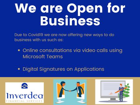 Online Consultations & Digital Signatures