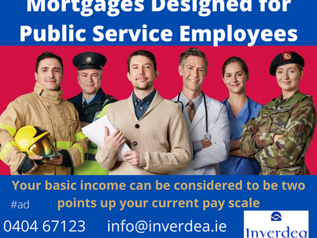 Mortgages especially designed for public service employees