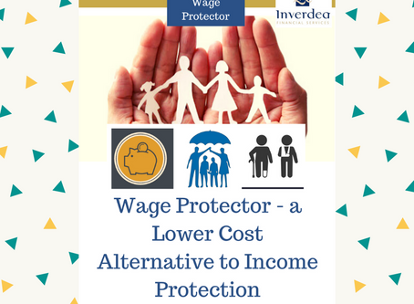 Wage Protector - A Lower Cost Alternative to Income Protection