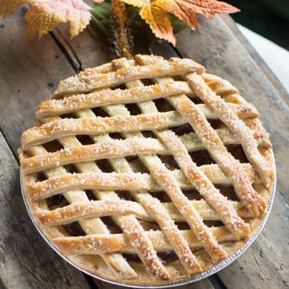 Fresh Baked Fruit Pie