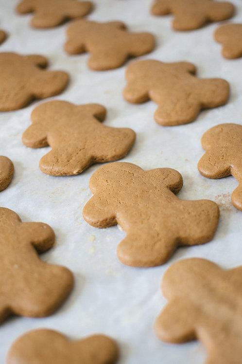 1 lb. Oh Snap! Gingerbread Boy Tin