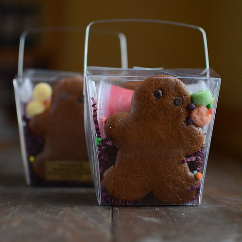 Decorate-Your-Own Gingerbread Boy Kit