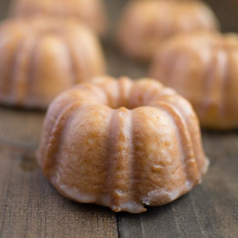 Sweet Potatos Bundt