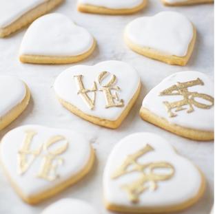 LOVE cookie
