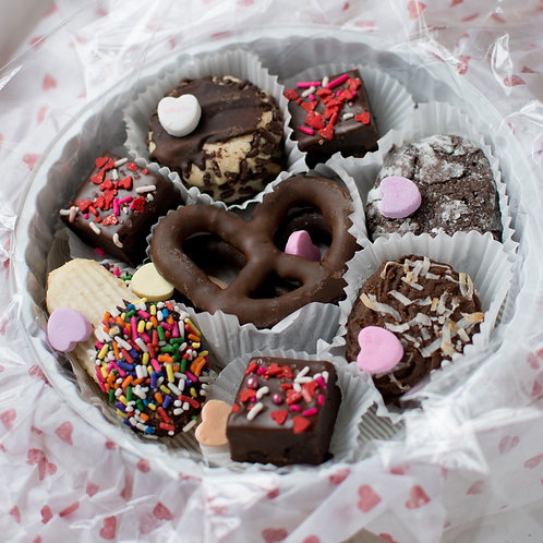 1 lb. Chocolate Lover's Delight Tin