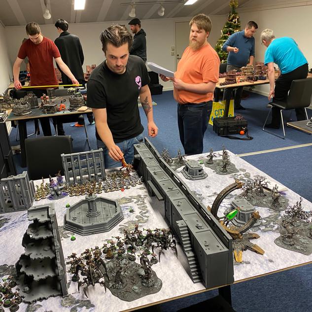 Warhammer 40,000 hos Lings Spektakel