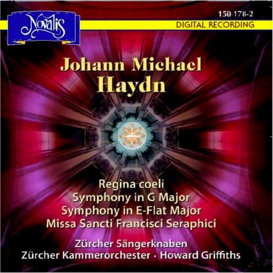 Missa Sancti Francisci Seraphici | J. M. Haydn