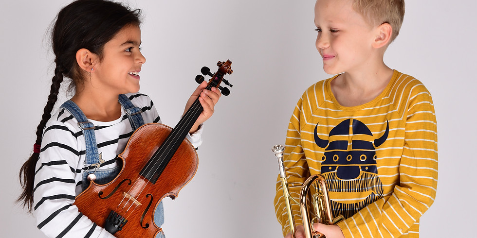 Benefiz-Vortrag: Jedes Kind ist musikalisch