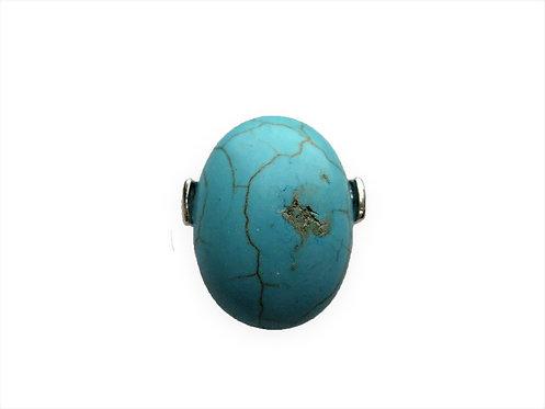Кольцо из бирюзы