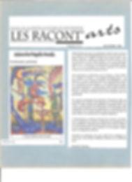 Les Racont'arts 2005