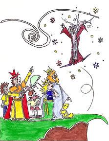 Illustration roman jeunesse