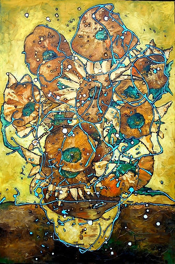 Tournesols de Van Gogh