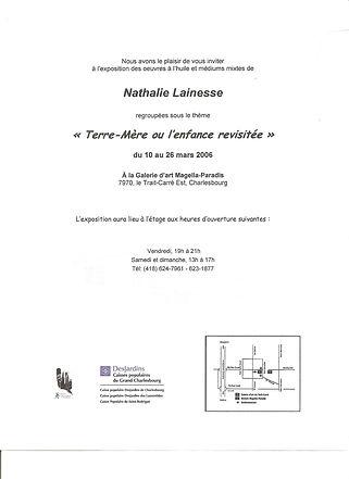 Carton invitation 2006