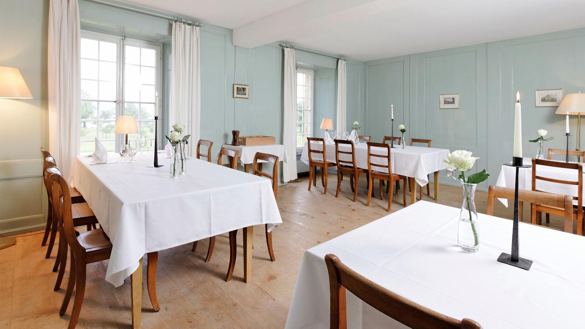 Restaurant St.Petersinsel
