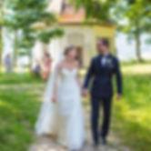 Hochzeitbild auf der St.Petesinsel