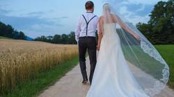 Hochzeitspaar auf der St.Petersinsel