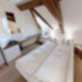 Rebberg Zimmer im Klosthotel St.Petersinsel