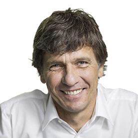 Verwaltungsratsmitglied Andre Lüthi