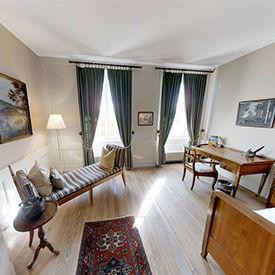 Historischs Zimmer im Klosthotel St.Petersinsel