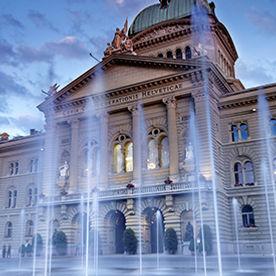 Hauptstadt Berne