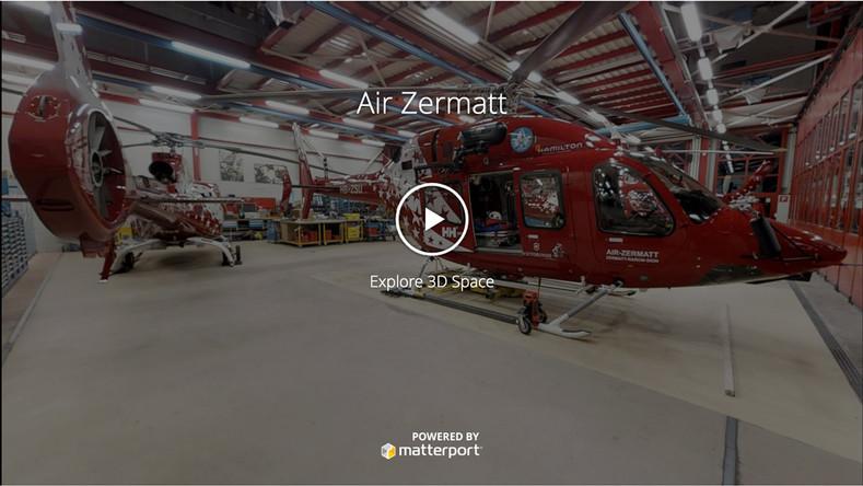 Air Zermatt   Zermatt