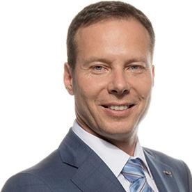 Verwaltungsratsmitglied Stefan Linder