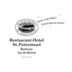 Logo der St.Petersinsel