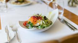 Salat, Essen