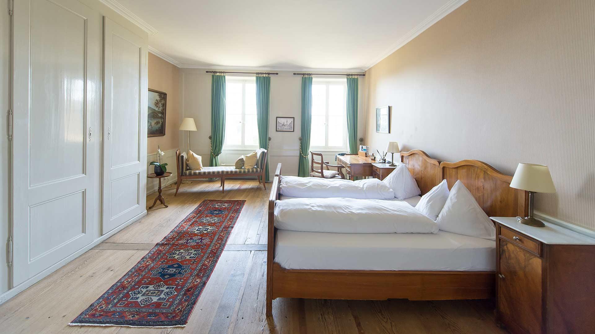 Historisches Zimmer St.Petersinsel