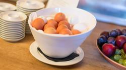 Eier, Frühstücksbrunch