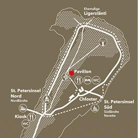 Geschichtliches Papier übe die St.Petersinsel