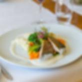 Abendkarte im Restaurant St.Petersinsel