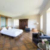 Hotelzimmer auf der St. Petersinsel