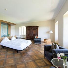 Hotelzimmer der St.Petersinsel