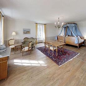 Kloster-Suite im Klosterhotel St.Petersinsel