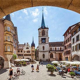 Altstadt Biel/ Bienne