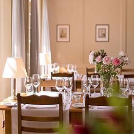 Restaurant St. Petersinsel