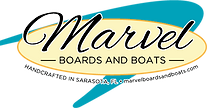 Marvel Boards and Boats Logo